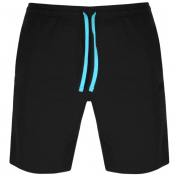 BOSS HUGO BOSS Lounge Shorts Black